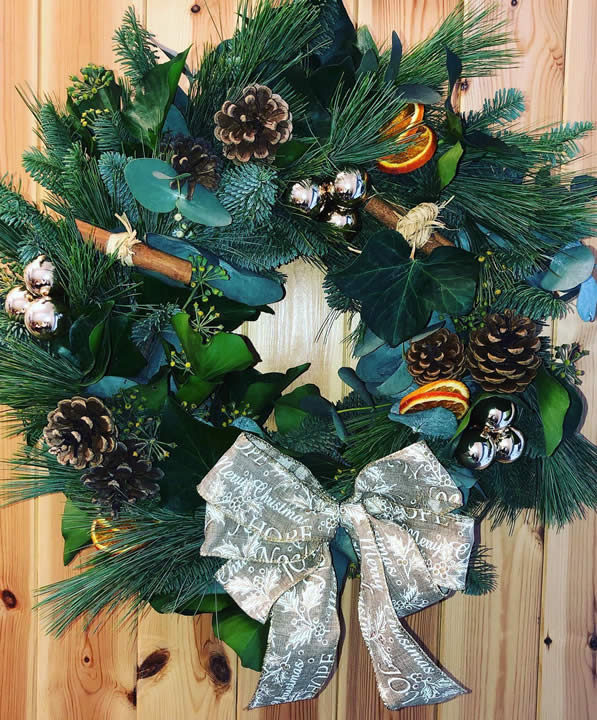 Luxury Wreath 3